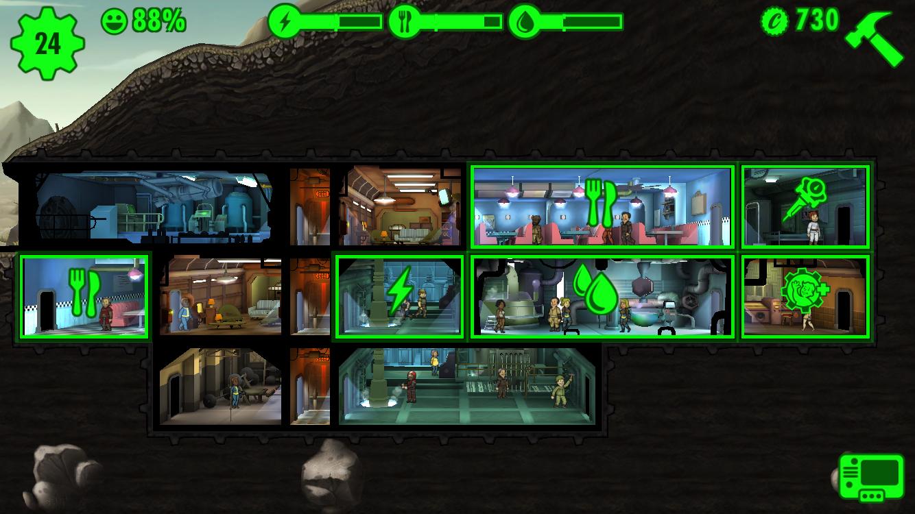 fallout 4 fallout shelter
