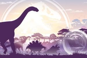 мир юрского периода динозавры