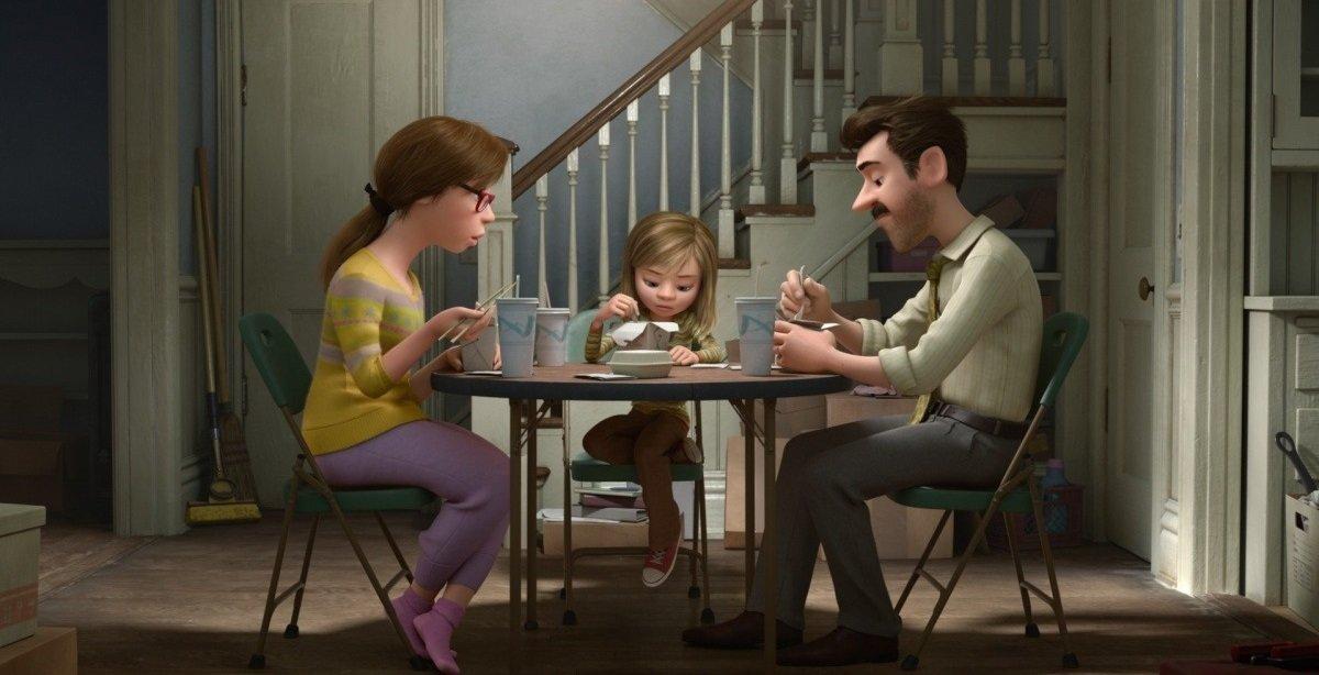 головоломка pixar мльутфильм