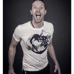 Крис Мартин, фронтмен группы Coldplay