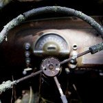 Руль Oldsmobile 98 1948 года