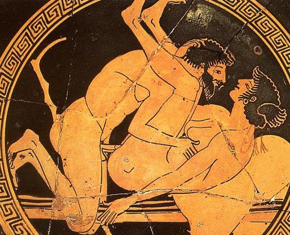 Жревне греческий секс