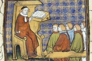 medieval-students