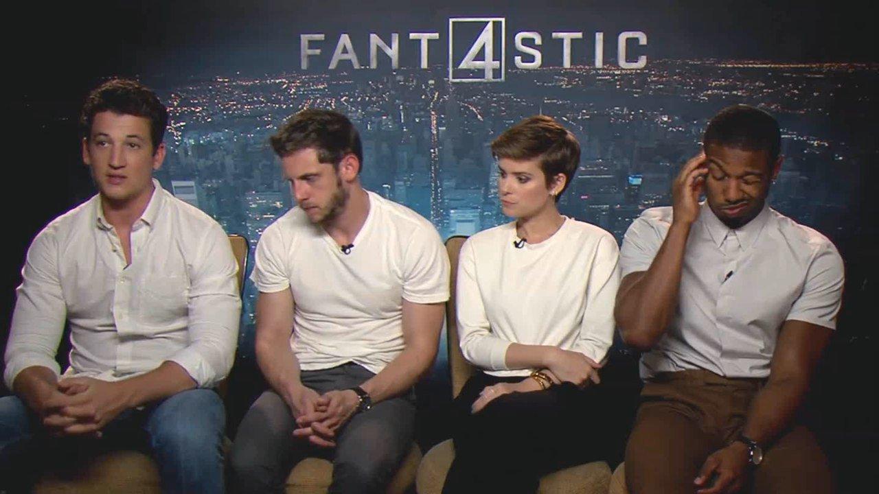 фантастическая четверка отвратительные мужики fantastic four