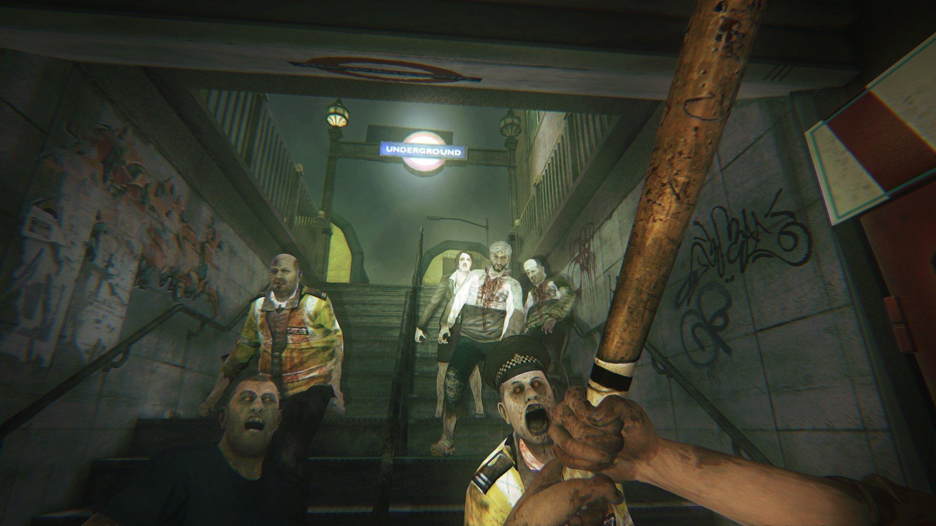 xbox one ps4 pc xbox one review рецензия обзор zombi зомби отвратительные мужики