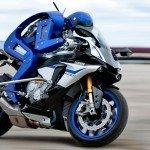 Yamaha Motobot Tokyo Motor Show робот мотоцикл новости отвратительные мужики
