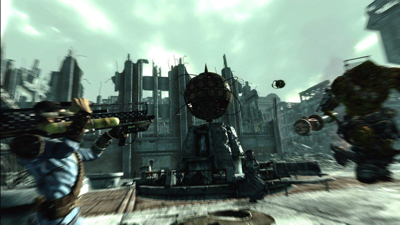 Какая часть Fallout лучше Fallout 3 Fallout 76