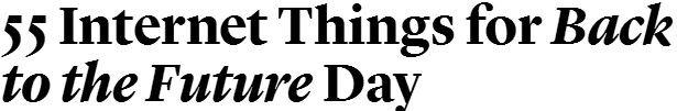 назад в будущее марти макфлай 21 октября 2015 back to the future day