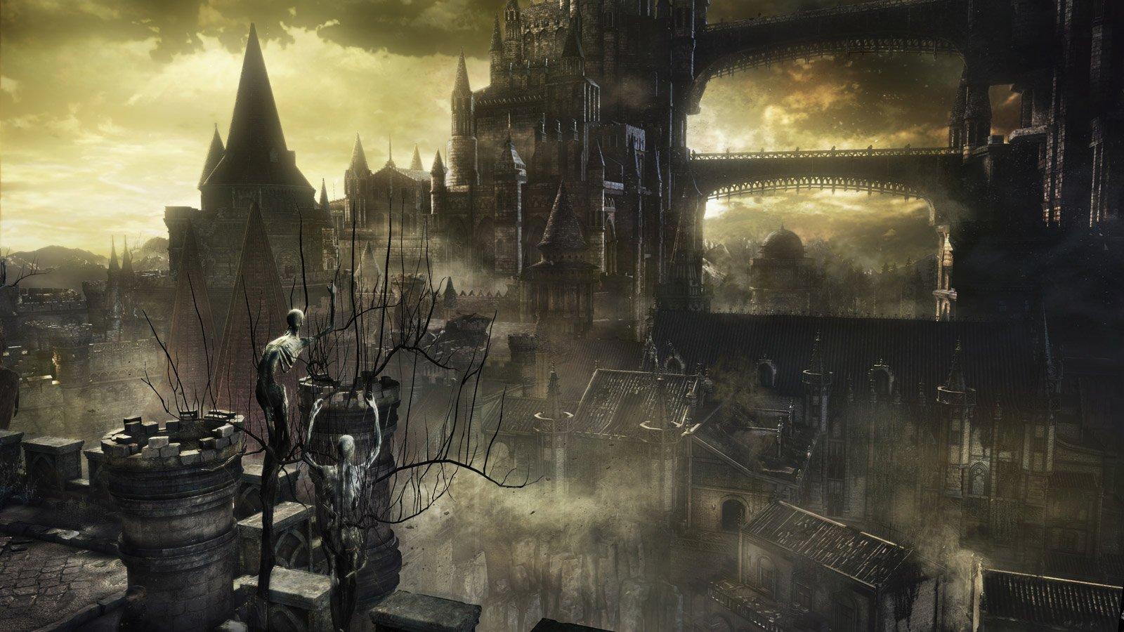 dark souls 3 beta stress test review preview превью ревью обзор дата выхода скачать