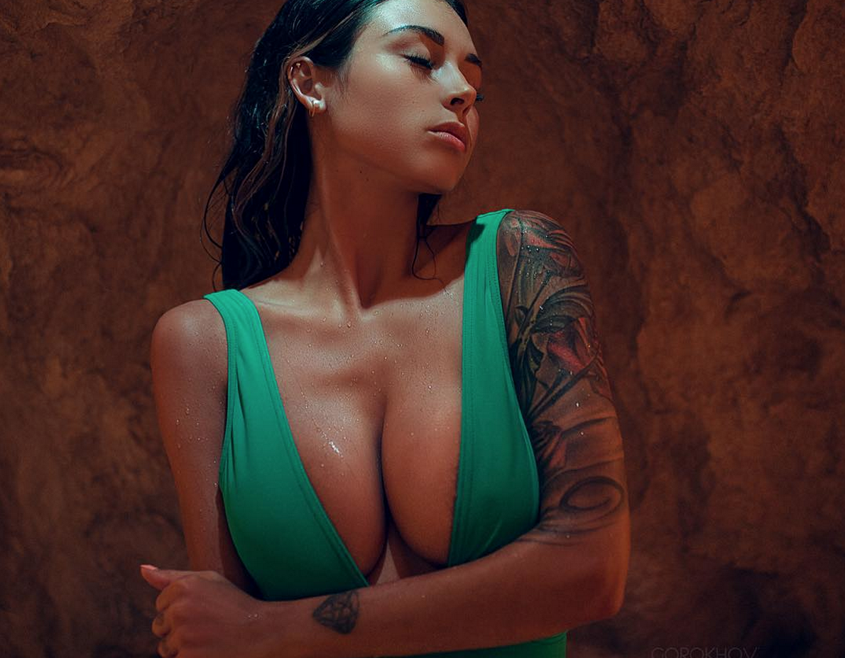 Красивые мамки в нижнем белье порно