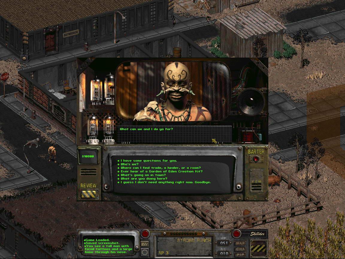 Fallout 2 Fallout 76