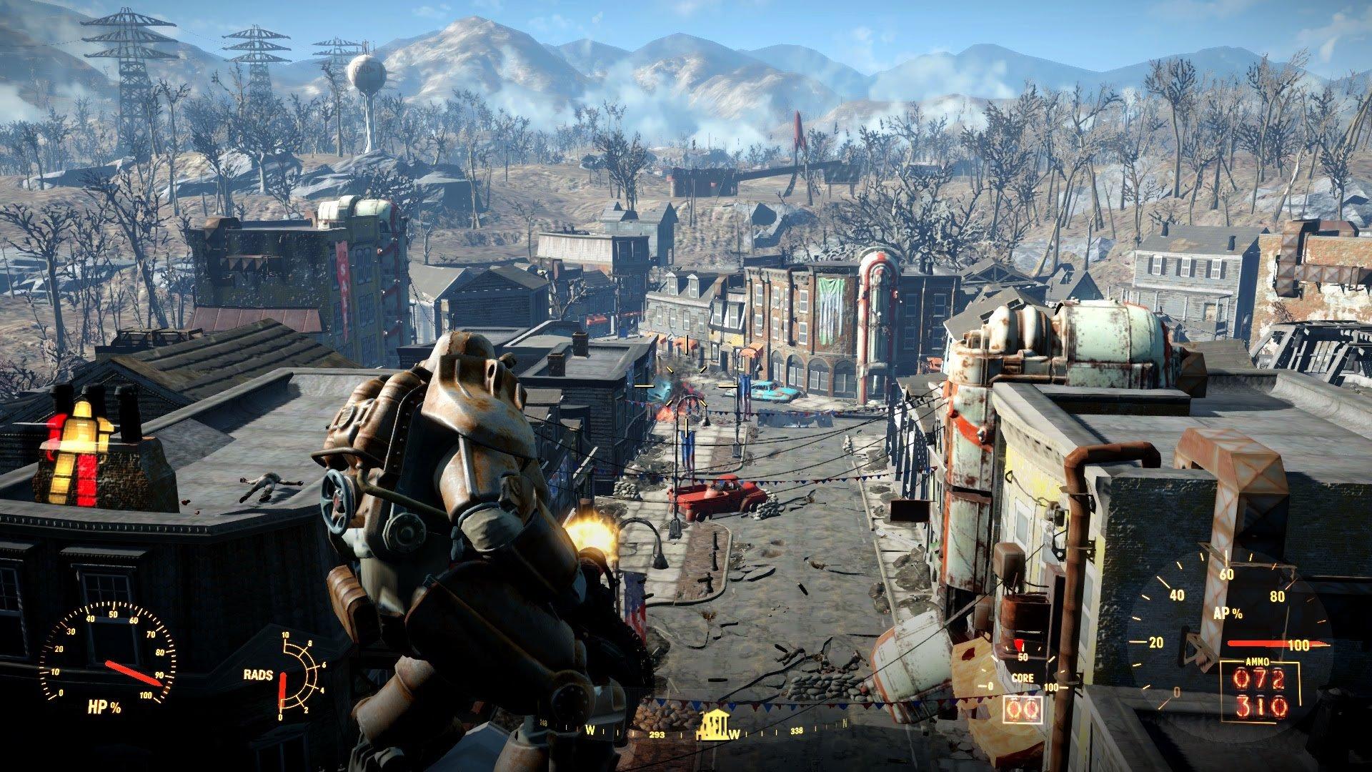 Fallout 4 New Vegas Fallout 76 какая часть fallout лучше