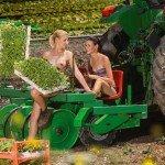 Jungbauernkalender календарь эротический фермеры 2016