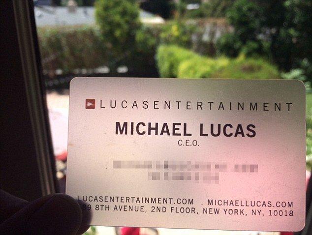 гей порно Airbnb особняк девушка Кристина Кнапик Майкл Лукас Lucas Entertainment новости отвратительные мужики