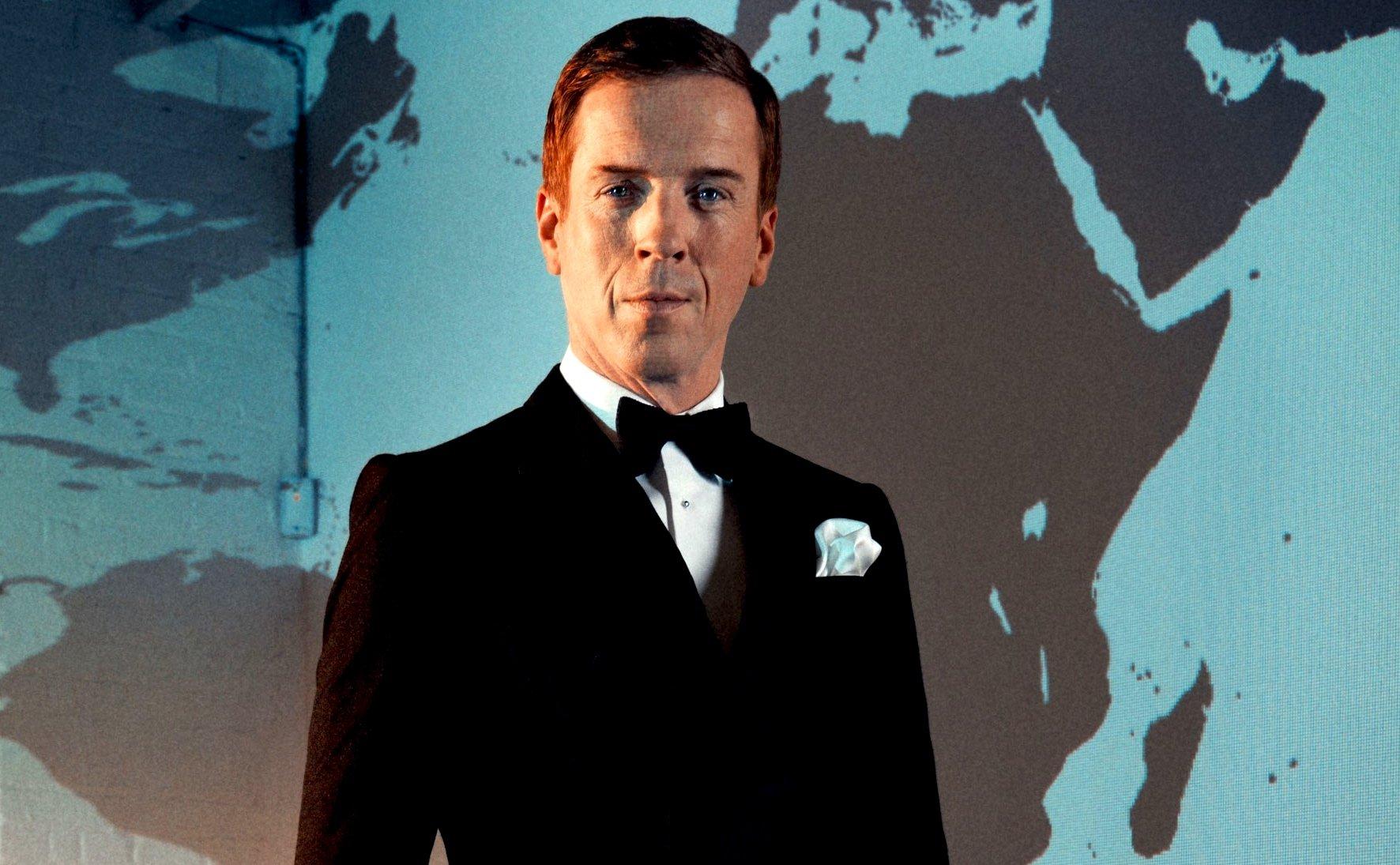 следующий бонд 007 отвратительные мужики дэмиэн льюис