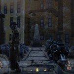 достопримечательности Бостон реальность игры fallout 4 фенуэй парк старая северная церковь кладбище Гранари Монумент на холме Бакер-Хилл Капитолий штата Массачусетс USS Constitution Scollay Square Публичная библиотека Бостона The Bull & Finch статья отвратительные мужики