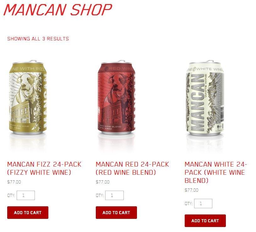 Mancan вино банка стартап интернет новости отвратительные мужики
