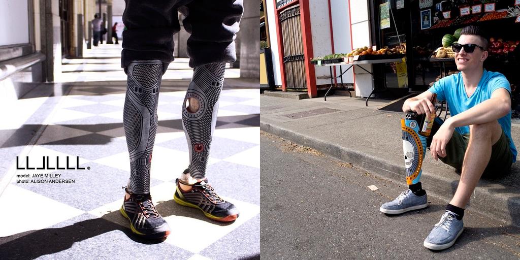 протезы отвратительные мужики open bionics alternative limb project