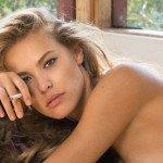 Кристи Гаретт Playboy февраль девушка обнаженная новости отвратительные мужики