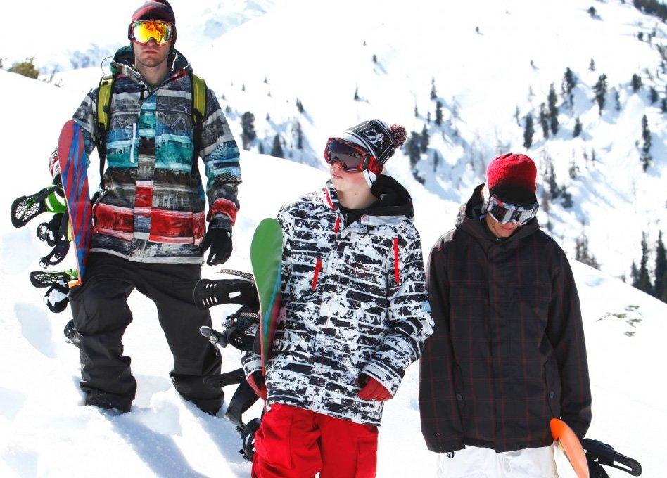сноуборд как учиться отвратительные мужики 4