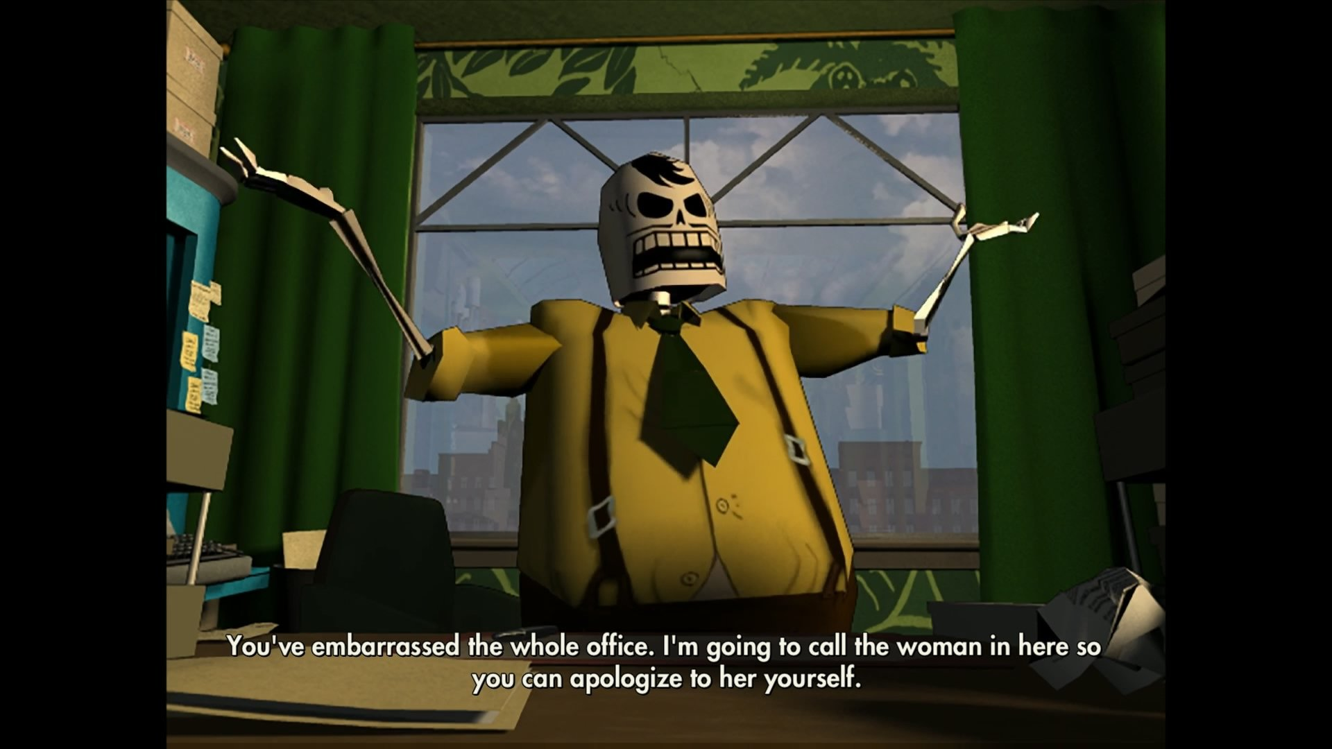 best games 2015 grim fandango remastered отвратительные мужики лучшие игры 2015 disgusting men