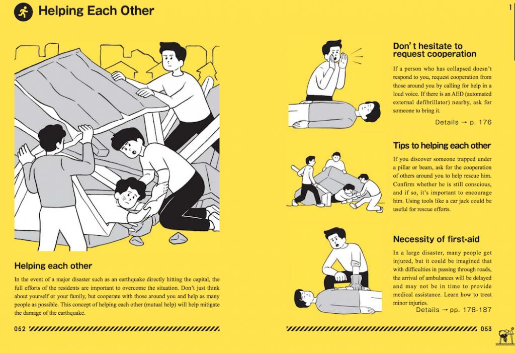 инструкция по выживанию руководство по выживанию токио землетрясение теракт отвратительные мужики