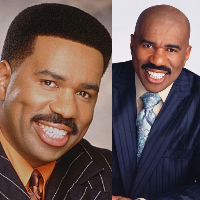 Steve-Harvey-bald-vs-hair