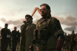 Metal Gear Solid V: The Phantom Pain mgs 5 best games 2015 disgusting men отвратительные мужики лучшие игры 2015 года