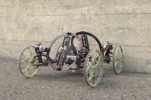 робот дисней disney robot vertigo