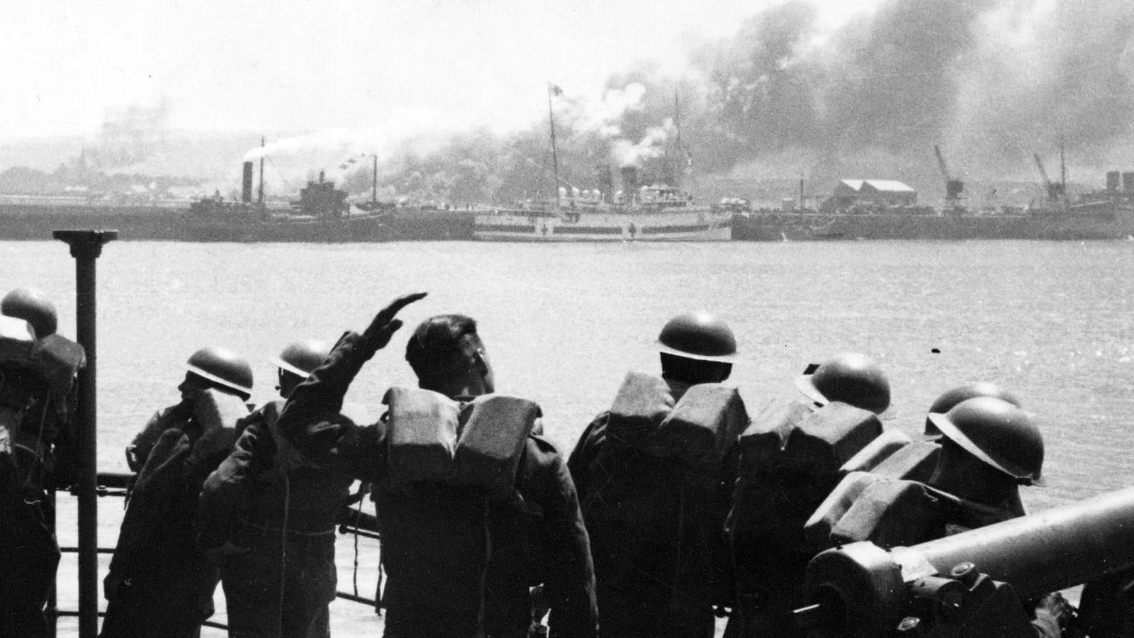 Дюнкерк вторая мировая война операция динамо кристофер нолан кино режиссер фильм imax новости отвратительные мужики