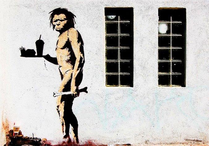 доисторическая еда отвратительные мужики