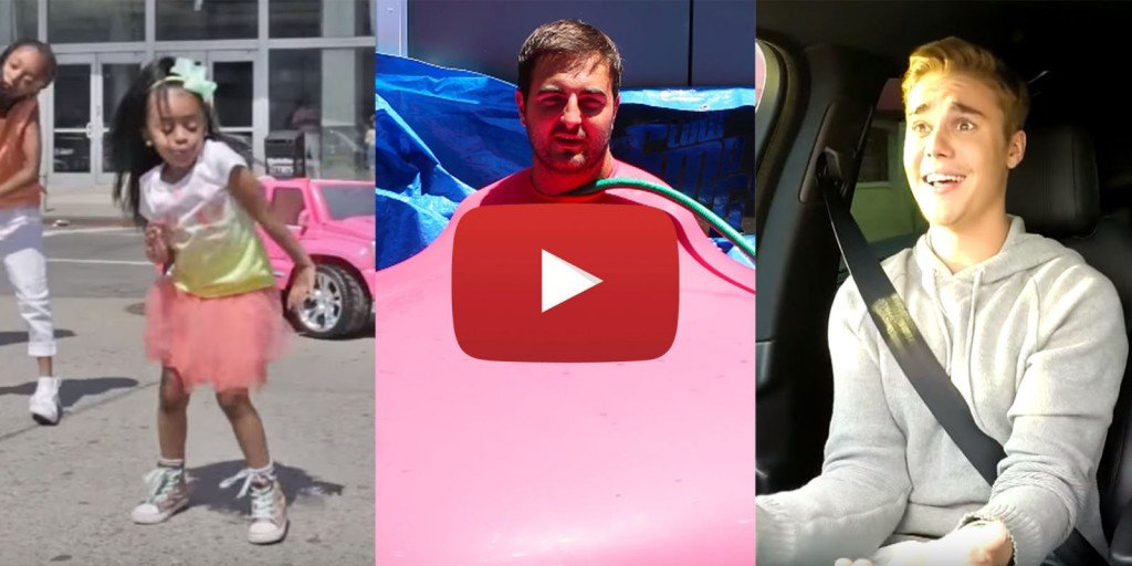 10 видео трендов роликов Youtube топ отвратительные мужики