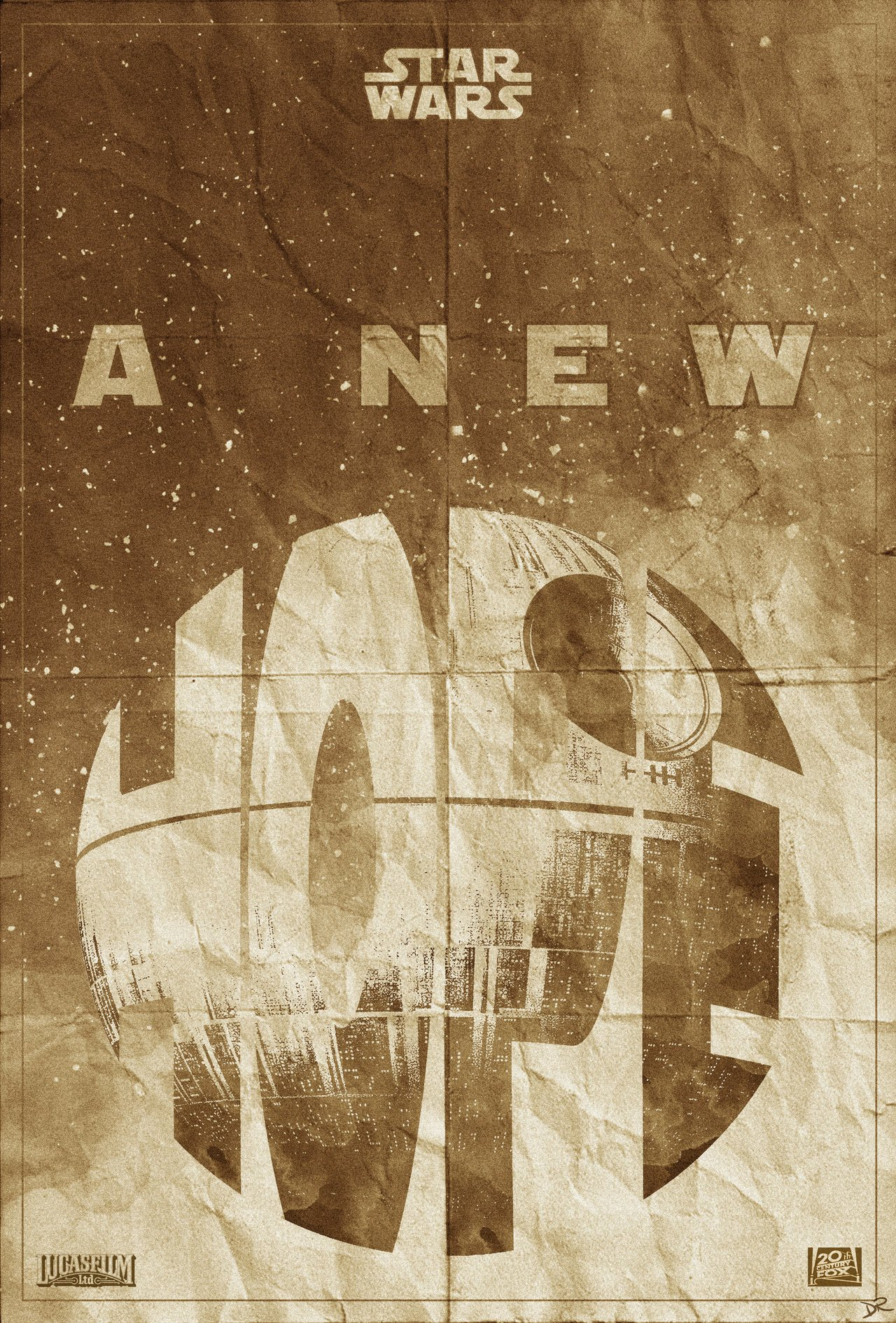 star_wars_a_new_hope_poster_by_danieleredrossini-d7scpqd
