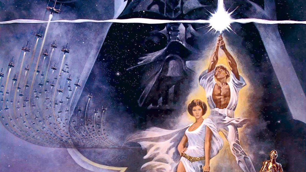 Star Wars: Episode IV - A New Hope Full Movie 1