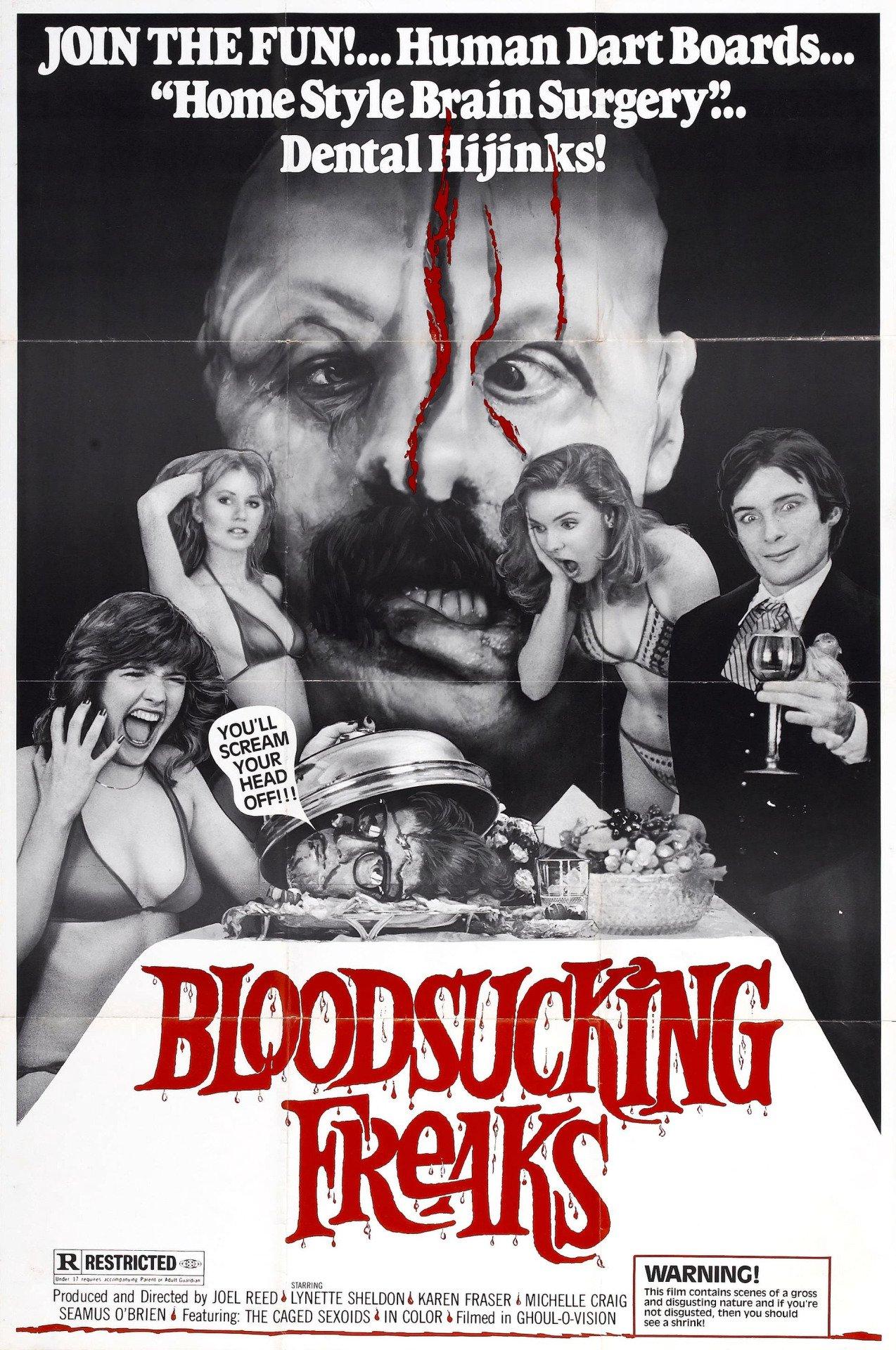фильмы ужасов история фильмов ужасов белый зомби отвратительные мужики disgusting men зверь с глуины 2000 фатомов
