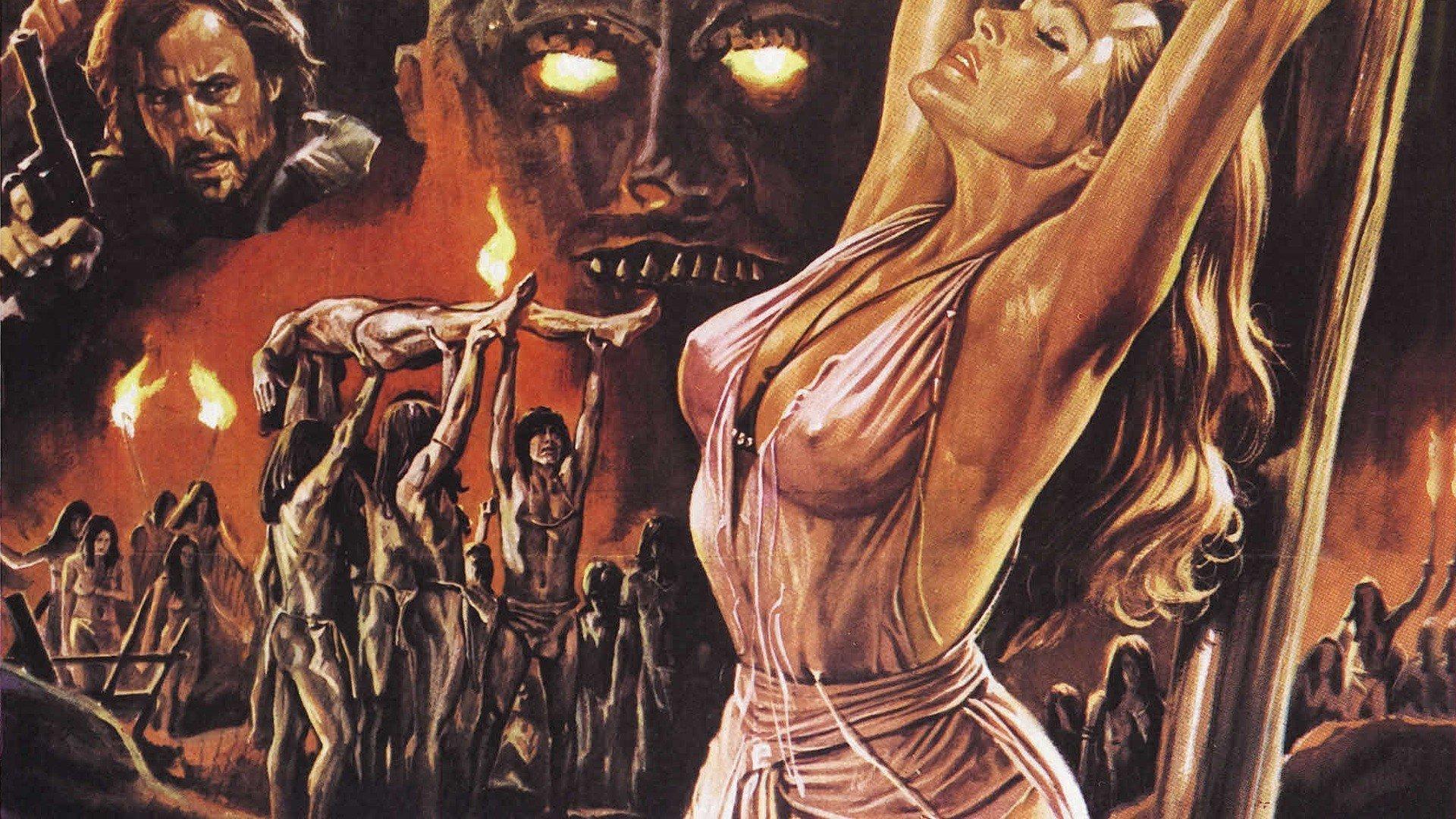 фильмы ужасов история фильмов ужасов белый зомби отвратительные мужики disgusting men зверь с глубины 2000 фатомов гора бога каннибалов