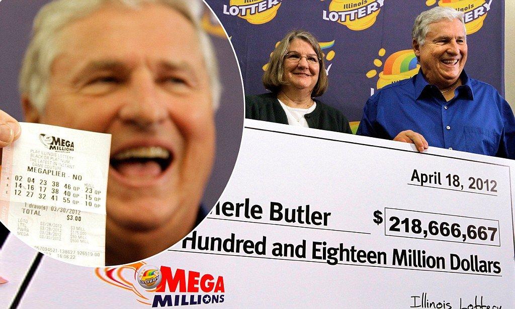 лотерея что делают с деньгами куда девают деньги powerball lottery winners merle patricia butler мерль патрисия батлер
