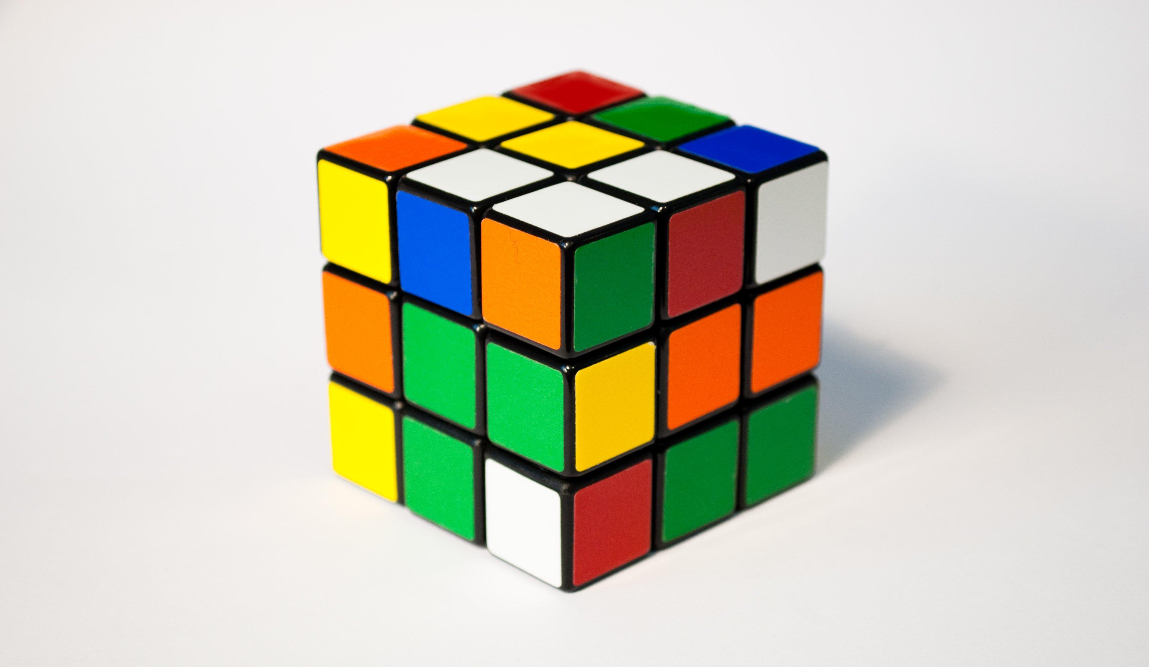 кубик рубика рекорд робот