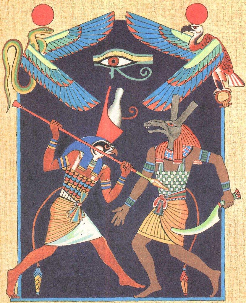 отвратительные мужики боги египта кино мифы сет гор