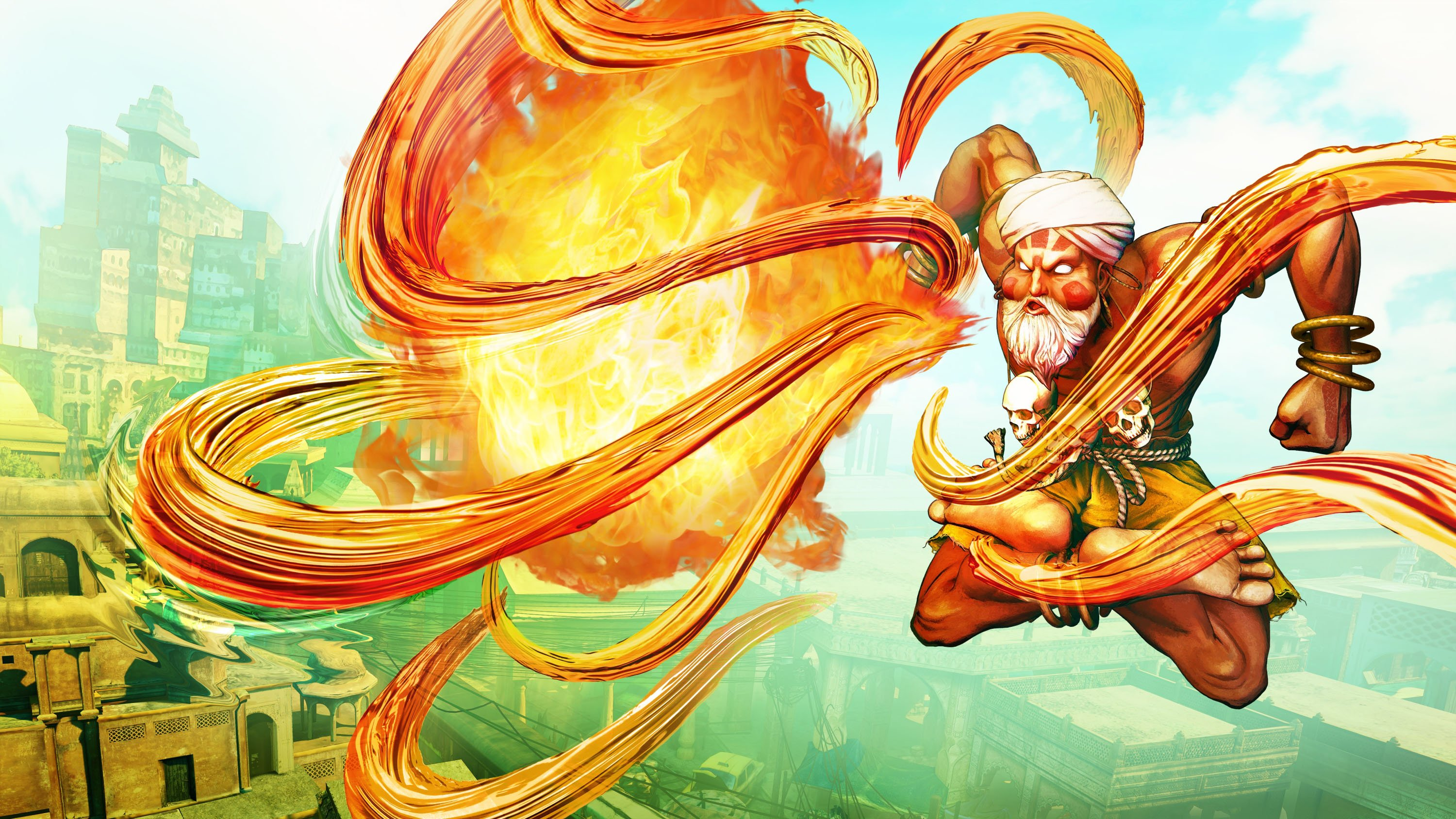 Dhalsim-Street-Fighter-V-SFV-Wallpaper-Art