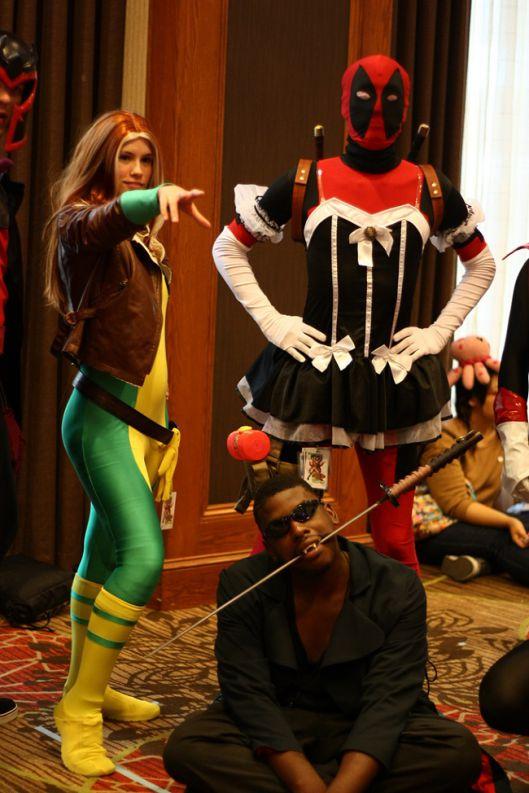 дэдпул косплей отвратительные мужики disgusting men cosplay deadpol