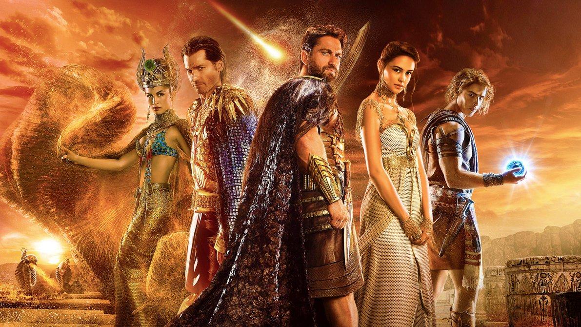 Порно древнего египта фильм