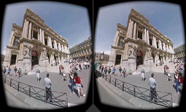 google-streetviewgoogle cardboard vr отвратительные мужики disgusting men очки виртуальной реальности