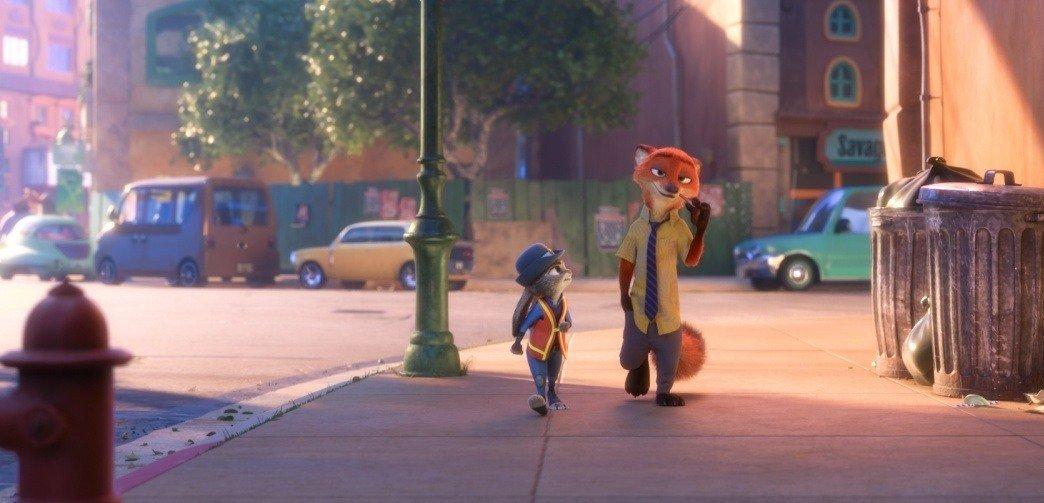 зверополис zootopia 2016 мультфильмы кино Disney материалы рецензии отвратительные мужики