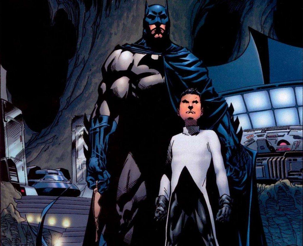 супермен бэтмен комиксы тест отвратительные мужики робин