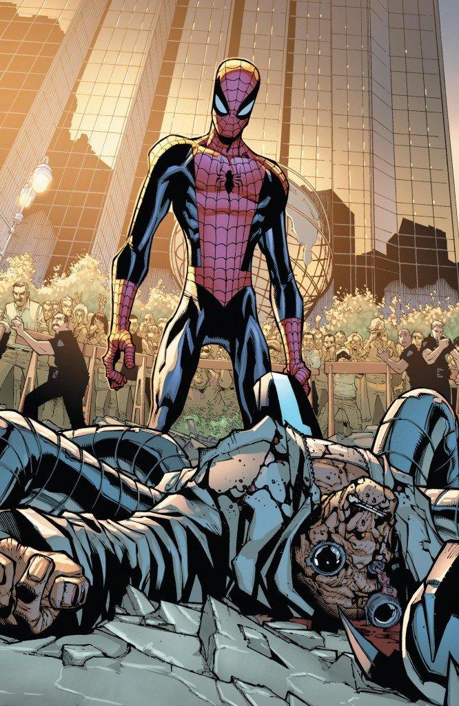 супермен бэтмен комиксы тест отвратительные мужики человек-паук