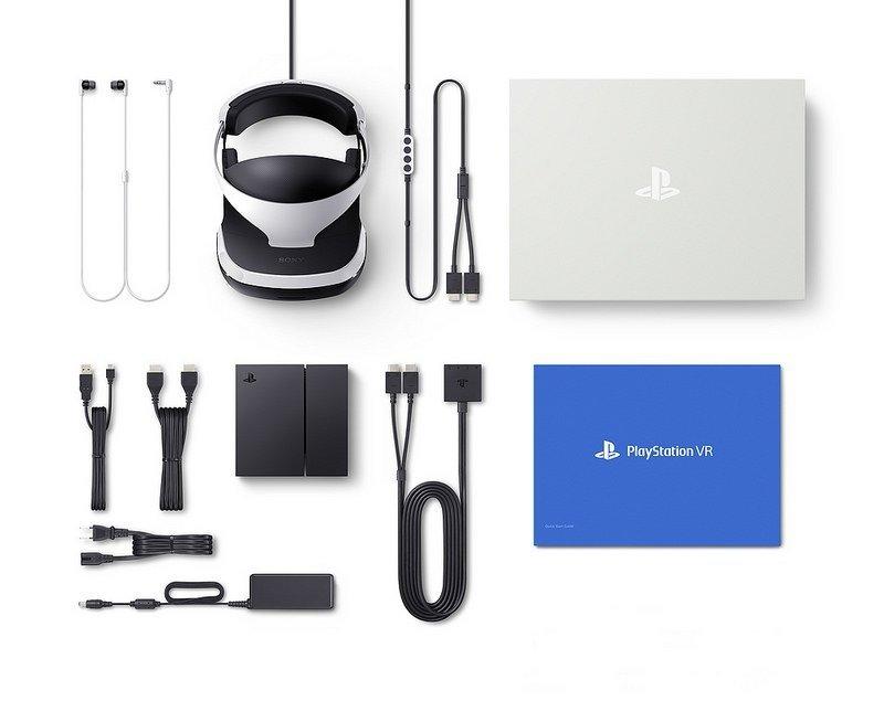 PlayStation VR Sony очки шлем виртуальная реальность запуск октябрь в россии подробности новости игры технологии отвратительные мужики
