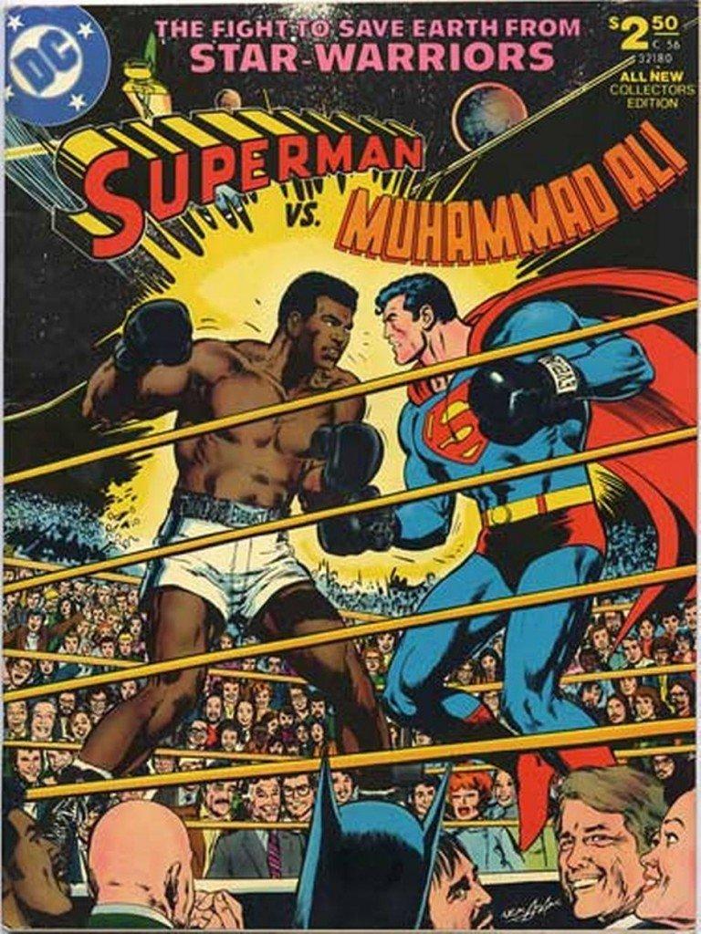 супермен бэтмен комиксы тест отвратительные мужики али