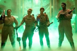 новые охотники за привидениями трейлер комментарии ghostbusters