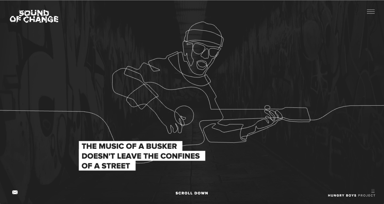 Sound of Change Hungry Boys московский лейбл уличные музыканты мадрид москва амстердам новости музыка отвратительные мужики